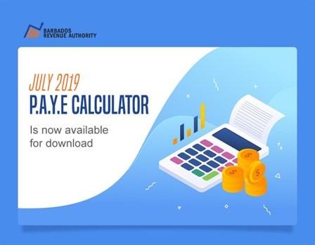 PAYE Tax Calculator